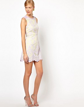 Image 4 ofWhistles Ella Lace Dress