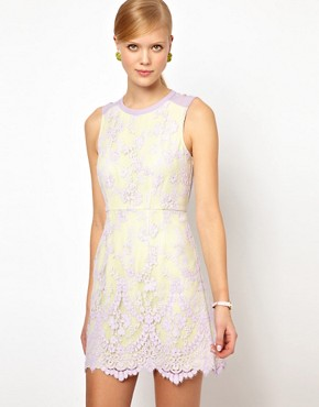 Image 1 ofWhistles Ella Lace Dress