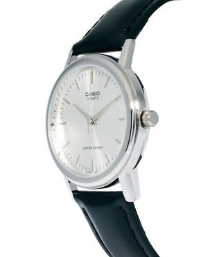 Image 3 ofCasio Watch MTP-1261E-7AEF Leather Strap