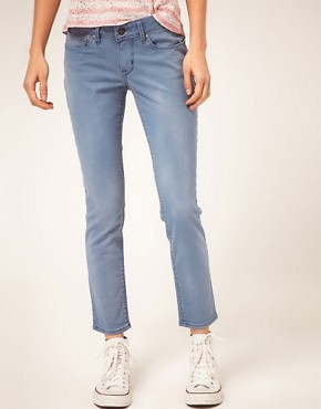 Bild 1 von Levi&#39;s  Curve ID Bold Curve  Enge, knchellange Jeans