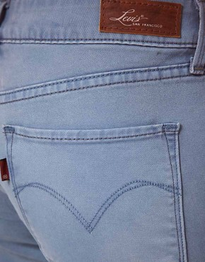 Bild 3 von Levi&#39;s  Curve ID Bold Curve  Enge, knchellange Jeans