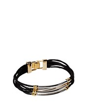 Pulsera con cuentas largas de Whistles