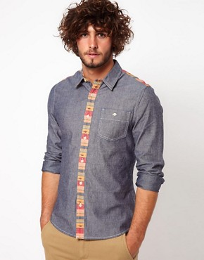 Image 1 ofASOS Chambray Shirt