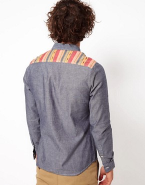 Image 2 ofASOS Chambray Shirt