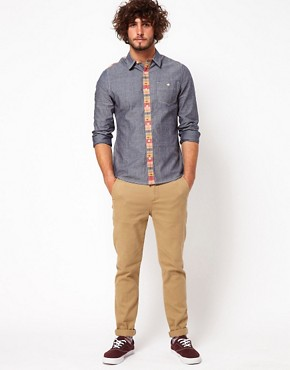 Image 4 ofASOS Chambray Shirt