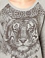 Image 3 ofVero Moda Tiger Sweat Top