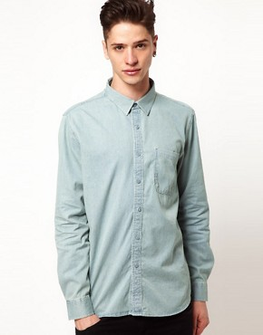Image 1 ofCheap Monday Torex Denim Shirt