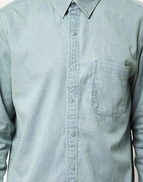 Image 3 ofCheap Monday Torex Denim Shirt