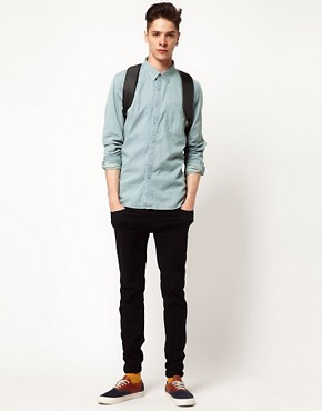 Image 4 ofCheap Monday Torex Denim Shirt