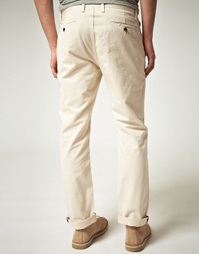 Image 2 ofPlectrum by Ben Sherman Slim Chinos