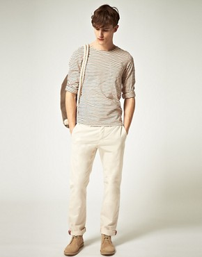 Image 4 ofPlectrum by Ben Sherman Slim Chinos