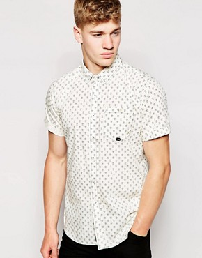 Firetrap Short Sleeve Printed Shirt