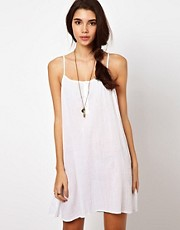 Vila Strappy Smock Dress