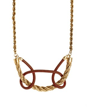 Image 1 ofOrly Genger By Jaclyn Mayer Juniper Necklace