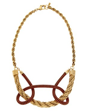 Image 2 ofOrly Genger By Jaclyn Mayer Juniper Necklace