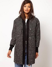 ASOS Double Layer Coat