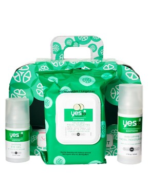 Image 1 ofYes To Cucumbers Facial Kit