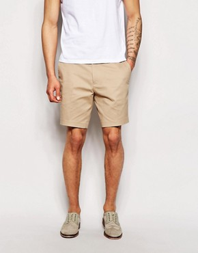 ASOS Slim Fit Smart Chino Shorts