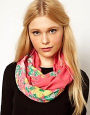 Pieces - Harumi - Foulard ad anello