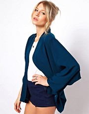 ASOS  Jacke im Kimono-Stil
