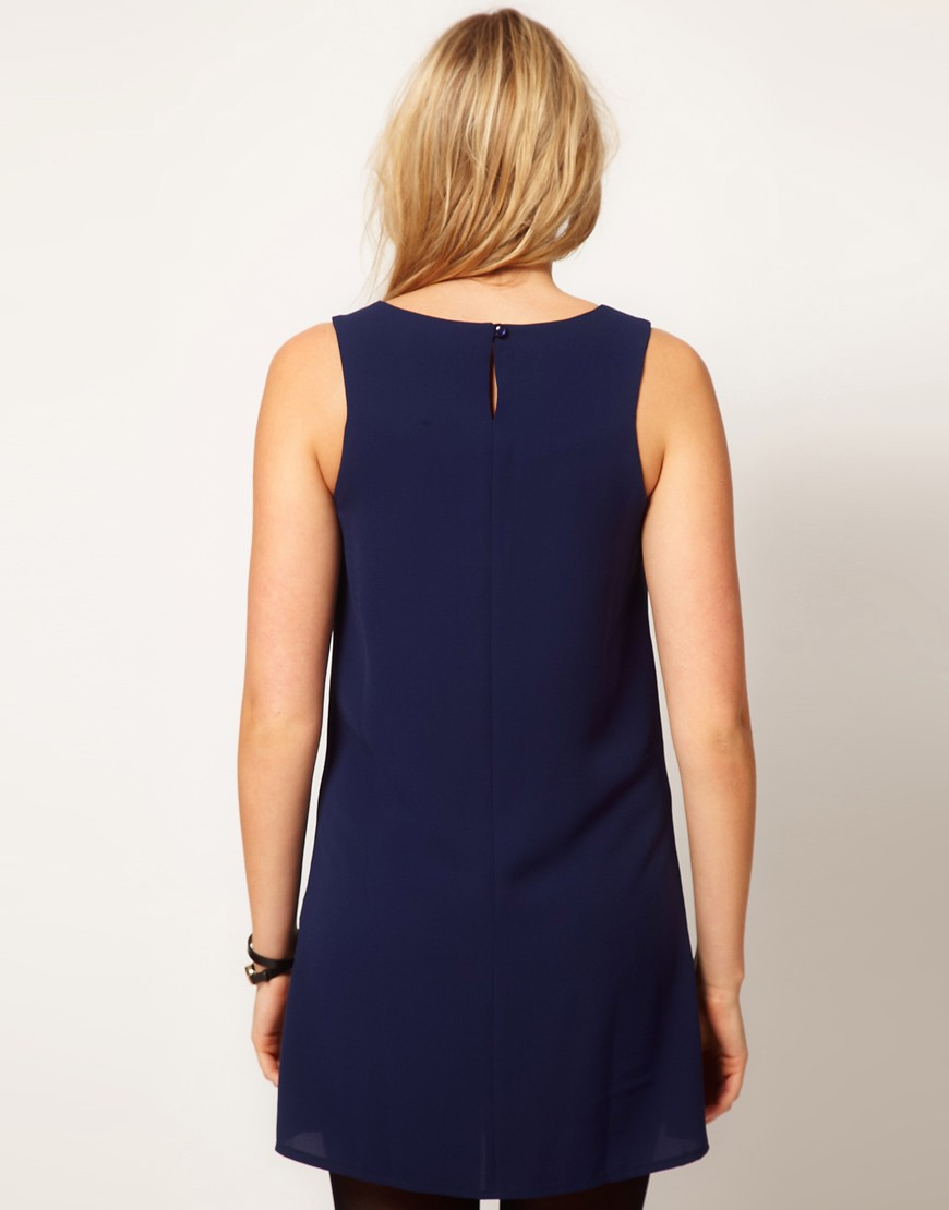 Image 2 of ASOS Maternity Shift Dress