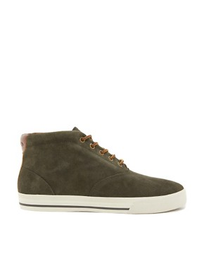 Image 4 ofPolo Ralph Lauren Zale Suede Chukka Boots