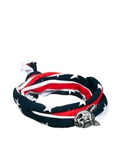Icon Brand Wolf Bracelet Exclusive to ASOS