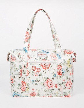 Cath Kidston Large Zipped Shoulder Bag