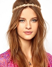 Deepa Gurnani Blush Head Band