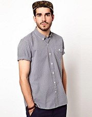 Penfield Shirt with Gingham Check