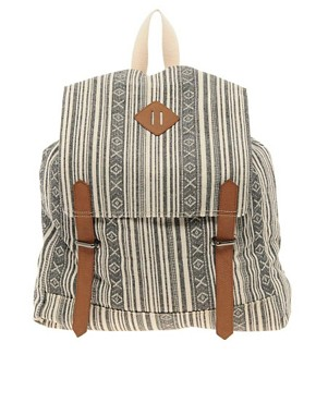 Image 1 ofRiver Island Navajo Backpack