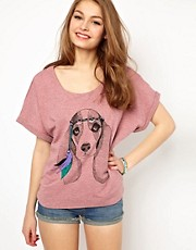 Brat &amp; Suzie Hippy Dog Pod Sweater