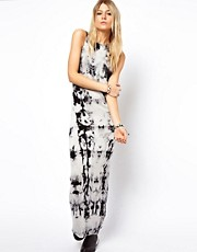 ASOS Maxi Dress in Tie Dye