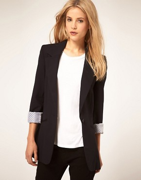 Image 1 ofASOS Boyfriend Blazer