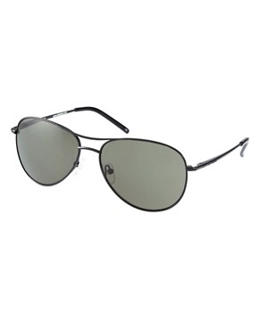 Image 1 ofTed Baker Carter Aviator Sunglasses