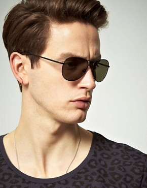 Image 3 ofTed Baker Carter Aviator Sunglasses