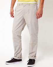 Edun Trousers Cotton Poplin