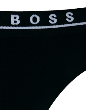 Image 3 ofBoss Black 3 Pack Brief