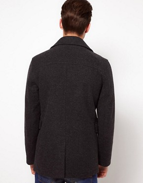 Image 2 ofASOS Wool Coat