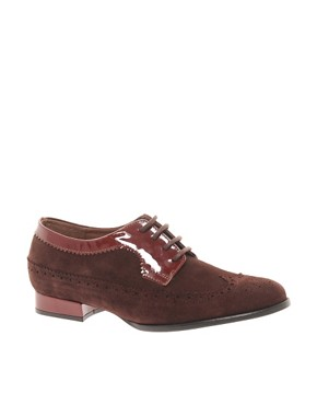 Image 1 ofSessun Misaki Lace Up Shoes