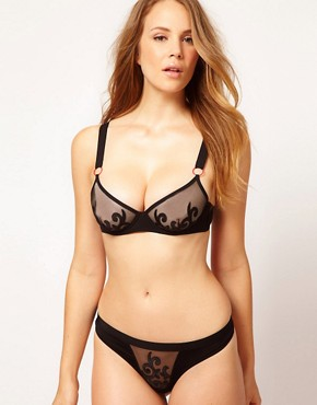 Image 4 ofVero Moda Intimates Amanda Bra