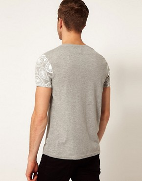 Image 2 ofASOS T-Shirt With Ice Cube Print