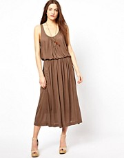 French Connection Messina Jersey Maxi Dress