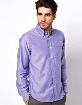 Image 1 ofGant Rugger Oxford Cotton Shirt