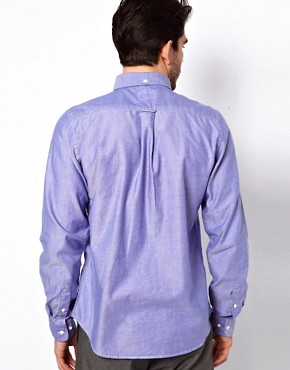 Image 2 ofGant Rugger Oxford Cotton Shirt