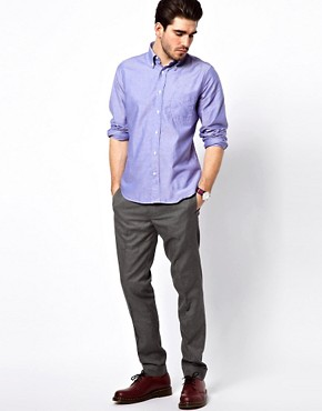 Image 4 ofGant Rugger Oxford Cotton Shirt