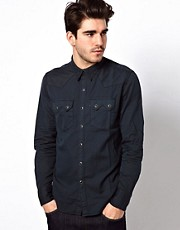 Levi&#39;s Line 8 Shirt Slim Fit Sawtooth Western