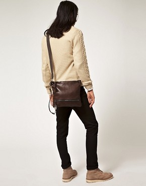 Image 3 ofD&amp;G Leather Shoulder Bag