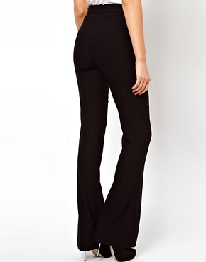 Image 2 ofASOS Skinny Flare Trousers