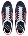 Image 2 ofAdidas Gazelle OG Navy Trainers